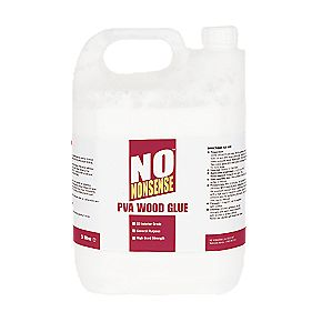 No Nonsense PVA Wood Glue 5Ltr