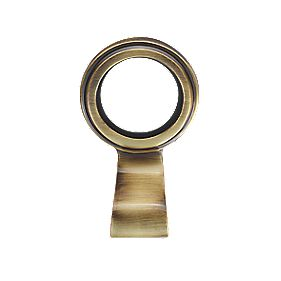 Carlisle Brass Open Cylinder Latch Pull Florentine Bronze 34mm