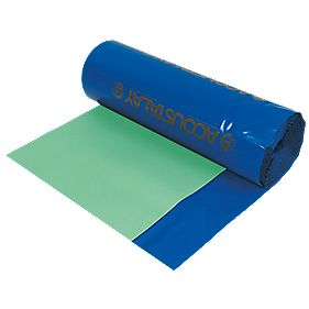 Acoustalay Foam Underlay with DPM 3mm