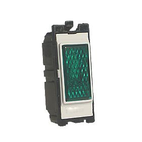 Varilight Z2DGNGW Neon Indicator Green