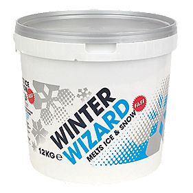 Yorkshire Winter Wizard De-Icer 12kg