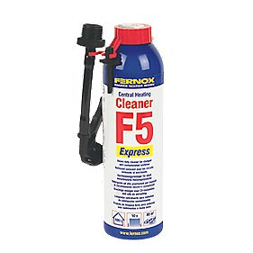 Fernox F5 Express Cleaner & Sludge Remover 280ml