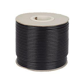 Labgear Black Shotgun Coaxial Cable Sky+ 100m