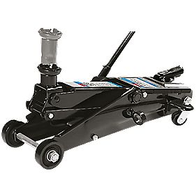 Hilka Pro-Craft 2.5-Tonne Quick-Lift 4x4 Trolley Jack