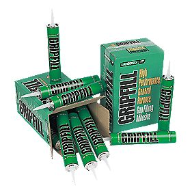 Gripfill Gripfill Grab Adhesive 350ml Pack of 12