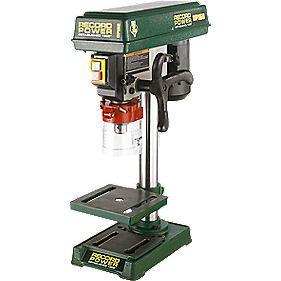 Record Power DP16B 204mm Bench Pillar Drill 230V
