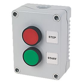 Hylec 2-Way Stop / Start Push Button