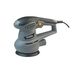 Titan TTB289SDR Random Orbit Sander 230V