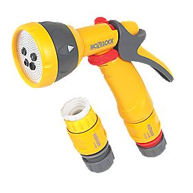 Hozelock Multi-Spray Watering Hose Starter Set