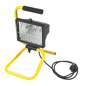 Portable Site Light 240V 400W
