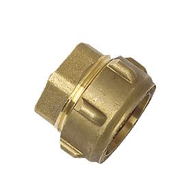 Conex Stop End 323 22mm Pack of 10