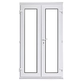 uPVC 6ft French Door White 1790 x 2090mm