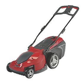 Mountfield EL380 1600W 38cm Push Rotary Electric Lawn Mower 230V