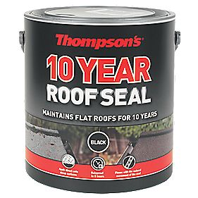 Thompsons High Performance Roof Seal Black 2.5Ltr