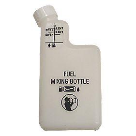 No Nonsense HP-120 2-Stroke Engine Oil Mixing Bottle