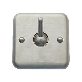 Franke Front Mounted Security Coat Hook Stainless Steel