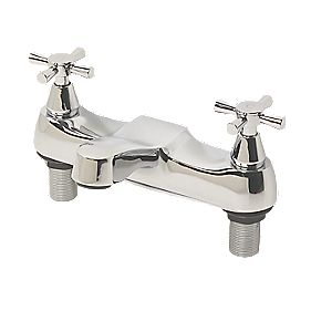 Swirl Quadra Bath Filler Tap