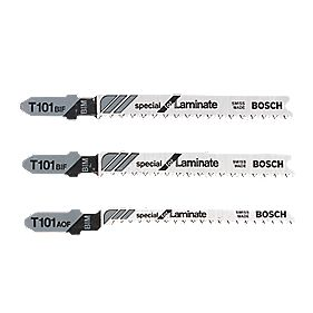 Bosch Laminates Jigsaw Blade Set