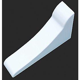 Corbel White 95 x 400 x 230mm
