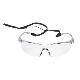 3M Tora Classic Clear Lens Safety Specs