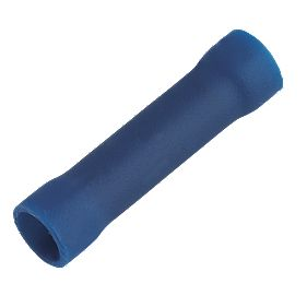 Insulated Crimp Ebb Blue Butt Pack of 100