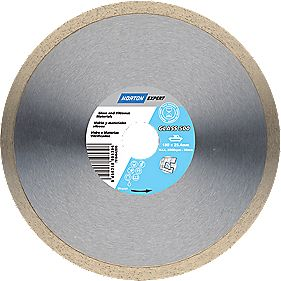 Norton Expert ProGlass Diamond Blade 180 x 25.4mm