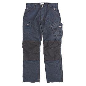 """Scruffs Drezna Jeans Navy 40"""" W 32"""" L"""