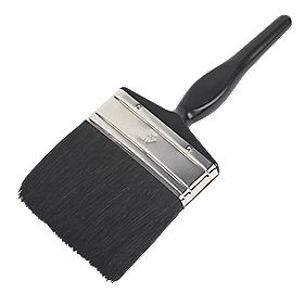 No Nonsense Pure Bristle Paintbrush 4""