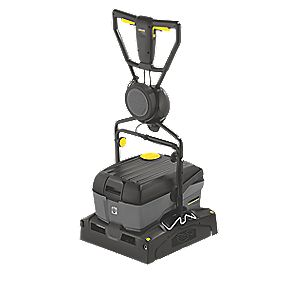 Karcher BR40/10 10Ltr Compact Floor Scrubber Drier 110V