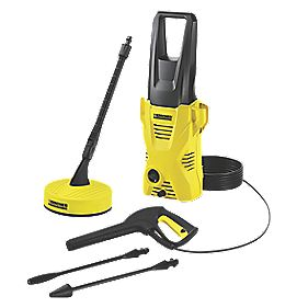 Karcher K2.25 & T50 110bar Pressure Washer 1.3kW 240V