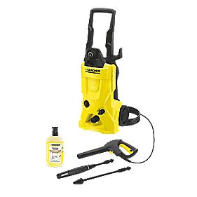 B and Q K4 130bar Pressure Washer 1.8kW 240V