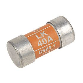 Wylex SFCFL40 40A Cartridge Fuse