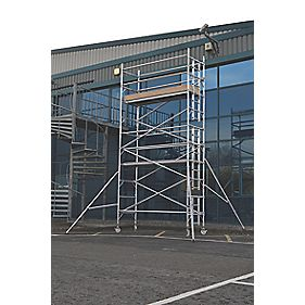 Lyte SF25NW42 Helix Narrow Width Industrial Tower 4.2m