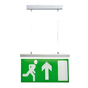LAP Angel 3 Hour Emergency Lighting Hanging LED Exit Sign