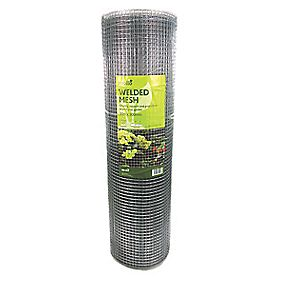 Apollo 13mm Galvanised Welded Mesh 30 x 0.9m