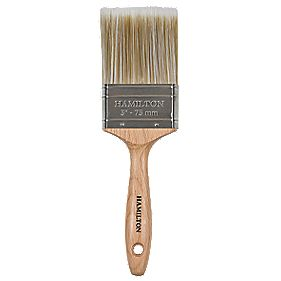 Hamilton Prestige Synthetic Trade Paintbrush 3""