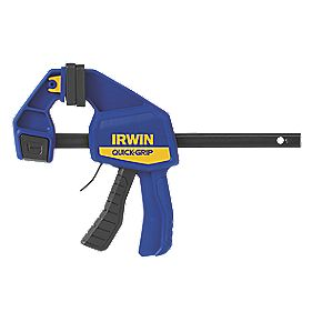 "Irwin Quick-Grip 6"" Quick-Change Bar Clamp"