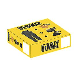 DEWALT LOW RISE WORK TROUSERS BOX SET L32 W36