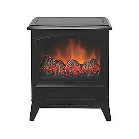 Dimplex Casper Black Electric Stove