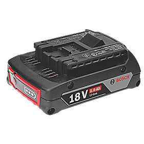 Bosch 18V 2Ah Li-Ion Battery