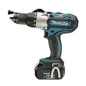 Makita BHP451RF 18V 3Ah Li-Ion Cordless Combi Drill