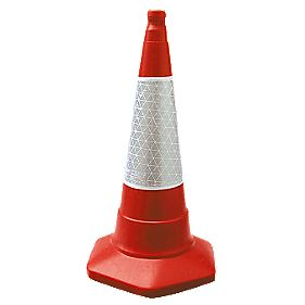 JSP Sand-Weighted One Piece Cone 750mm Pack of 5