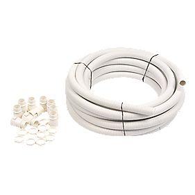 Adaptaflex PVC Convenience Pack Conduit Size 25mm White