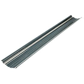 Valley Trough Lead Grey 300mm x 2.4m Pack of 5