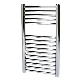 Kudox O Profile Towel Rail Chrome 700 x 400mm 187W 638Btu