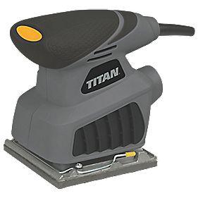 Titan TTB592SDR ¼ Sheet Palm Sander 240V