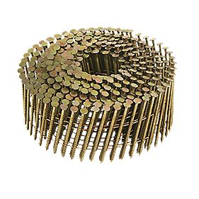 Bostitch Coil Nails ga 2.1 x 25mm Pack of