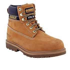 DeWalt Explorer Safety Boots Wheat Size 8