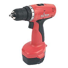 Site SMB601 14.4V Cordless Drill Driver
