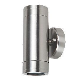 LAP ST5108 Stainless Steel Up Down Wall Light 35W